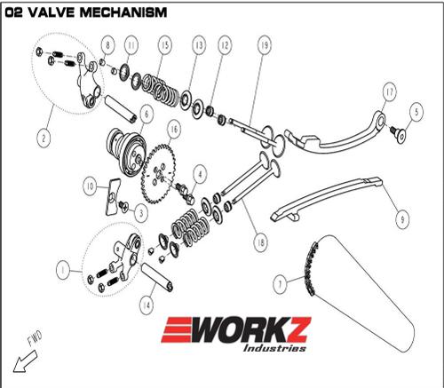 02 valve mech