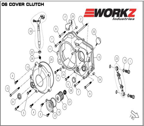 06 clutch cover
