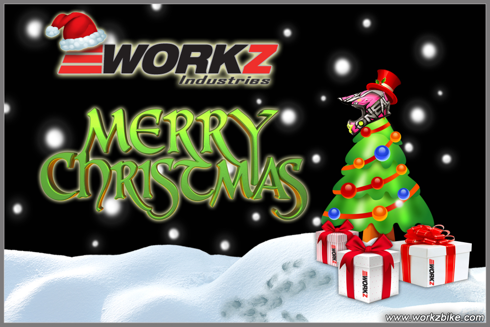 merry christmas from Workz